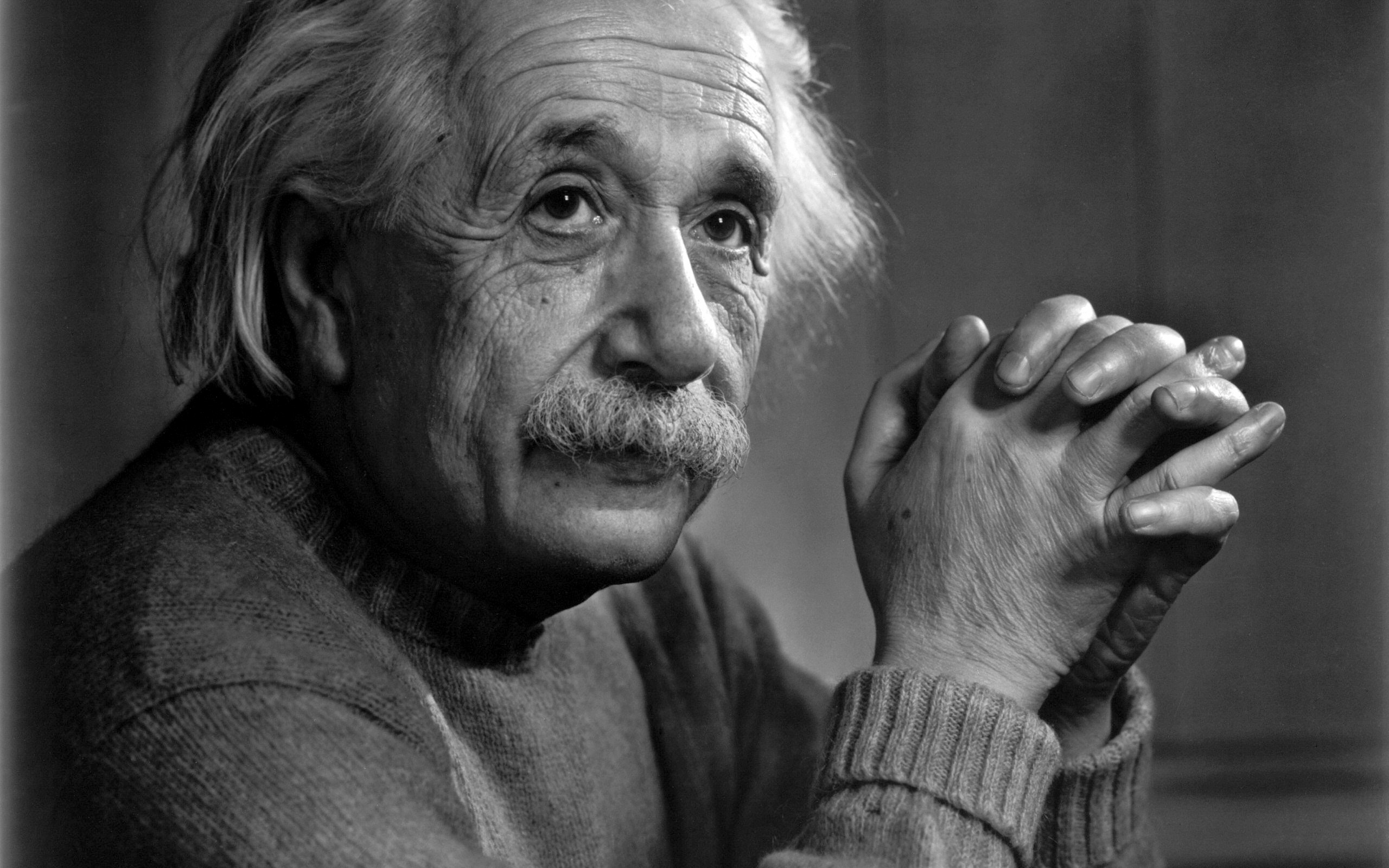 """You can never solve a problem on the level on which it was created."" Albert Einstein"